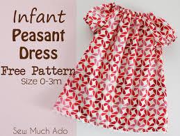 free babies dress patterns