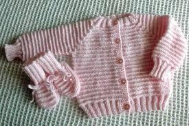 free babies knitting patterns