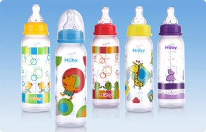 free baby bottles samples