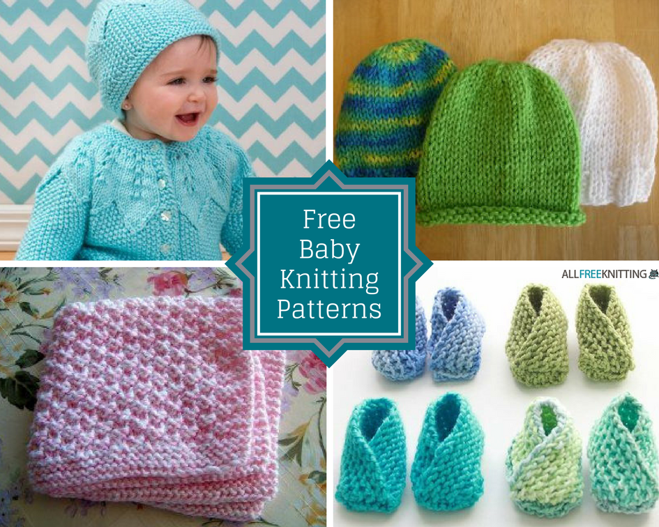 Free Baby Knitting Patterns To Download – Best Free Baby Stuff