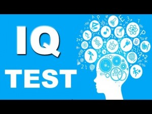 free kids iq test front page