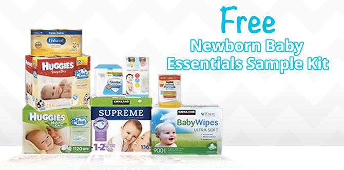 Free newborn samples
