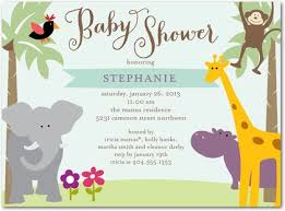 free baby shower invitations