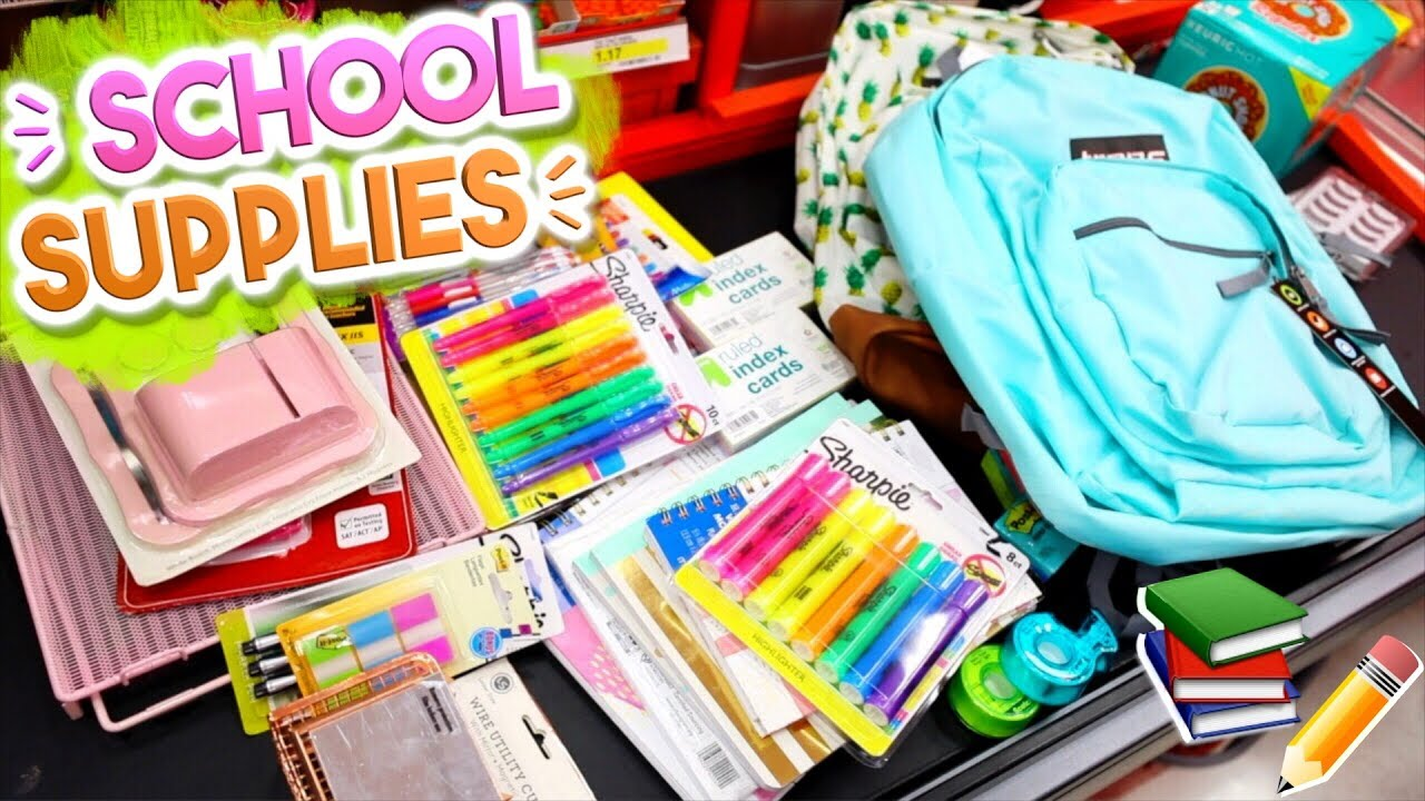 Get Free School Supplies – Best Free Baby Stuff