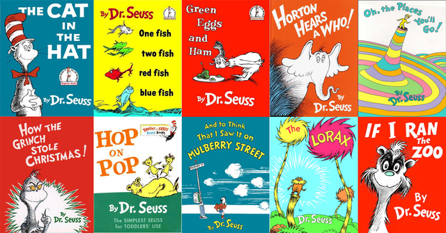 photograph about Printable Dr Seuss Books called 15 Puts In the direction of Attain Free of charge Dr. Seuss Publications Least difficult Absolutely free Boy or girl Things